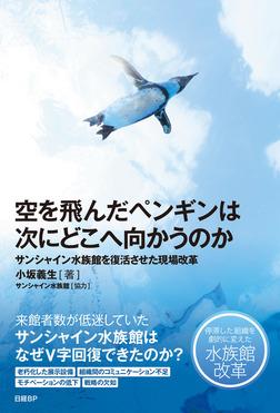空を飛んだペンギンは次にどこへ向かうのか-電子書籍