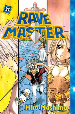 Rave Master Volume 31