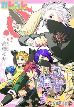 ストイック忍者とお姫さま-恋忍者戦国絵巻--電子書籍