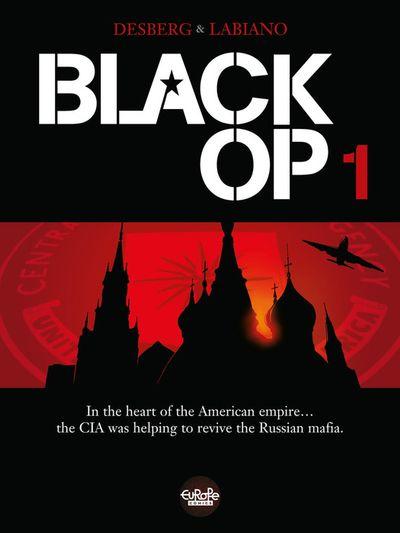 Black Op - Volume 1