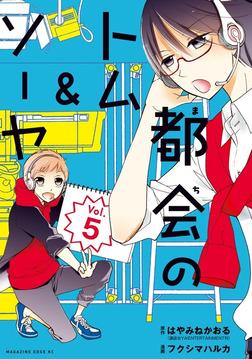 都会のトム&ソーヤ 分冊版(5)-電子書籍
