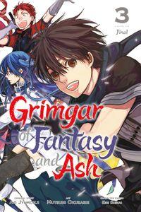 Grimgar of Fantasy and Ash, Vol. 3