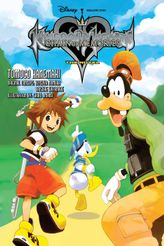 Kingdom Hearts: Chain of Memories The Novel