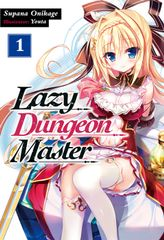 Lazy Dungeon Master: Volume 1