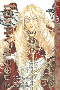 Trinity Blood, Vol. 9