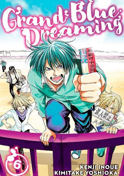 Grand Blue Dreaming Volume 6