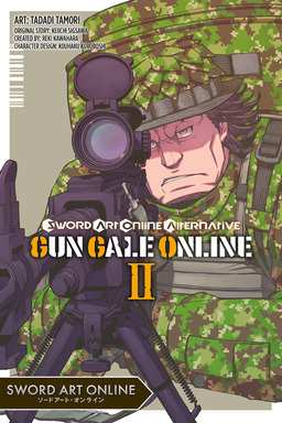 Sword Art Online Alternative Gun Gale Online, Vol. 2