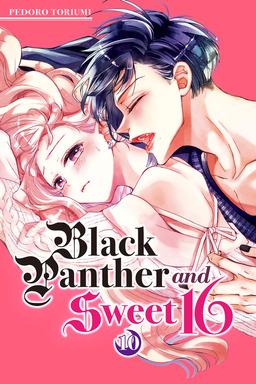Black Panther and Sweet 16 Volume 10