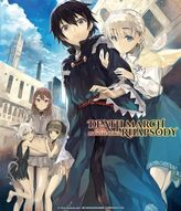 Death March to the Parallel World Rhapsody, Vol. 1 (light novel): Bookshelf Skin [Bonus Item]