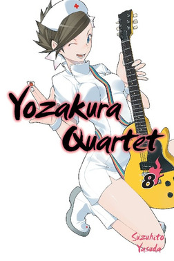 Yozakura Quartet Volume 8-電子書籍