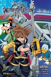 Kingdom Hearts III: The Novel, Vol. 1: Re:Start!!
