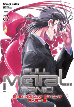 Full Metal Panic! Volume 5
