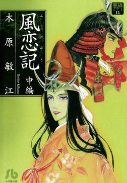 夢の碑 風恋記 中編-電子書籍