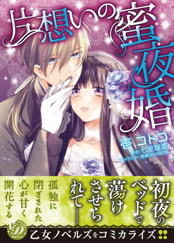 片想いの蜜夜婚-電子書籍