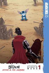 Disney Manga: Stitch and the Samurai, volume 1