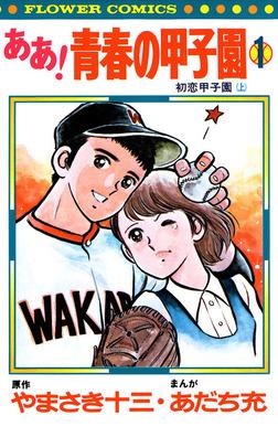 ああ!青春の甲子園(1)【期間限定 無料お試し版】-電子書籍