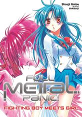 Full Metal Panic! Volume 1