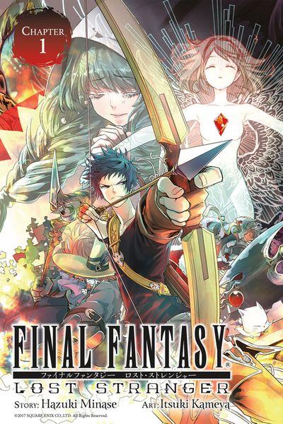 Final Fantasy Lost Stranger, Chapter 1