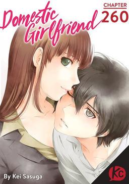 Domestic Girlfriend Chapter 260