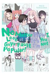 No Matter How I Look at It, It's You Guys' Fault I'm Not Popular!, Vol. 14