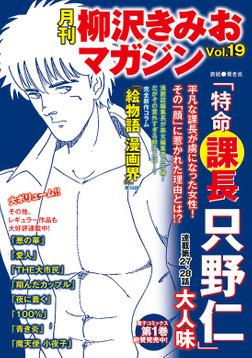 月刊 柳沢きみおマガジン Vol.19-電子書籍