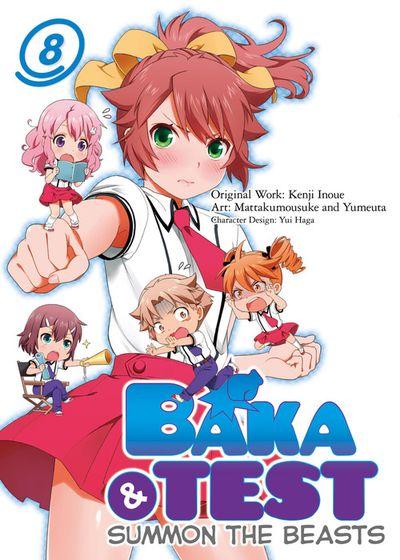 BAKA & TEST : SUMMON THE BEASTS 8