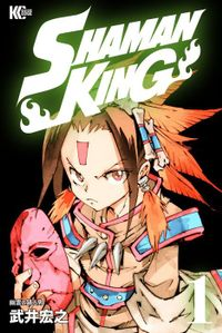 【20%OFF】SHAMAN KING ~シャーマンキング~ KC完結版【全35巻セット】