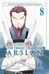 The Heroic Legend of Arslan 8