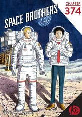 Space Brothers Chapter 374