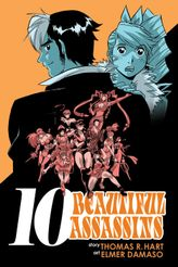 Ten Beautiful Assassins Vol. 1