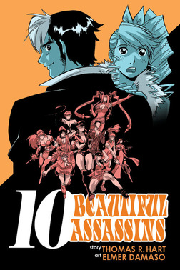 Ten Beautiful Assassins Vol. 1-電子書籍