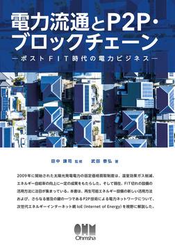 電力流通とP2P・ブロックチェーン ―ポストFIT時代の電力ビジネス―-電子書籍