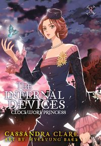 The Infernal Devices: Clockwork Princess
