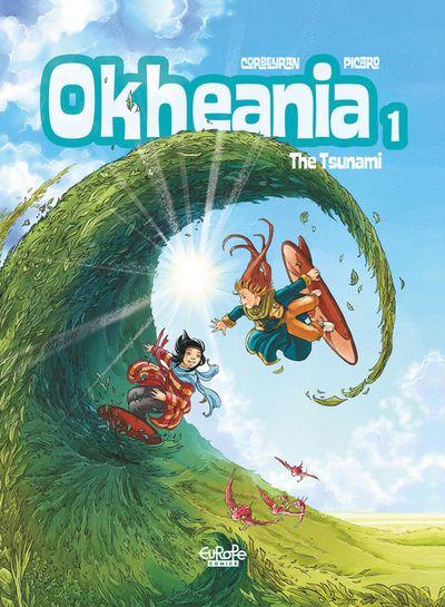 Okheania - Volume 1 - The Tsunami