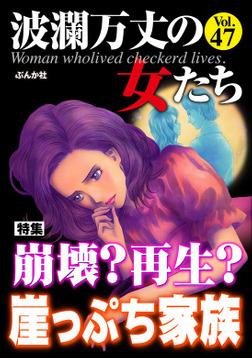 波瀾万丈の女たち崩壊? 再生? 崖っぷち家族 Vol.47-電子書籍