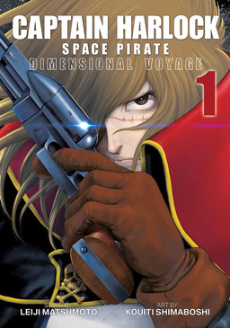 Captain Harlock: Dimensional Voyage Vol. 1