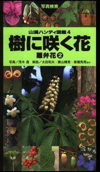 ヤマケイハンディ図鑑4 樹に咲く花 離弁花②