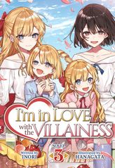 I'm in Love with the Villainess Vol. 3