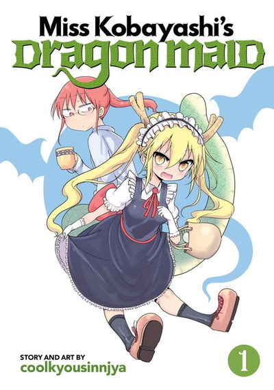 Miss Kobayashi's Dragon Maid Vol. 01