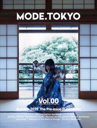 MODE.TOKYO Vol.00