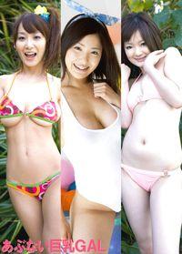 あぶない巨乳GAL大集合Vol.03