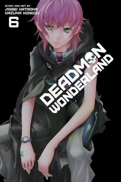 Deadman Wonderland, Vol. 6