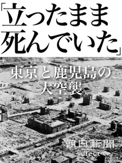 「立ったまま死んでいた」 東京と鹿児島の大空襲-電子書籍