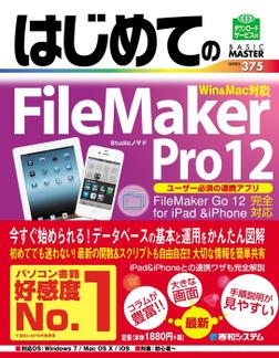 はじめてのFileMaker Pro12-電子書籍