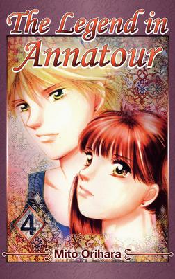 The Legend in Annatour 4-電子書籍