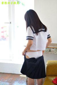 妄想女子校生『こすりすぎ♪』57