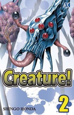 Creature!, Volume 2-電子書籍
