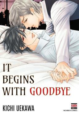 It Begins with Goodbye (Yaoi / BL Manga), Volume 1