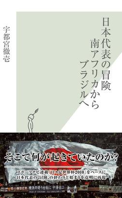 日本代表の冒険 南アフリカからブラジルへ-電子書籍