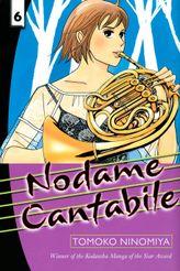 Nodame Cantabile 6